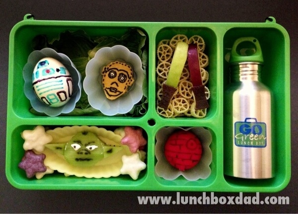 Star Wars Lunches 8