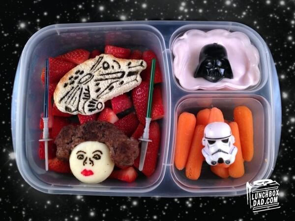 Star Wars Lunches 7