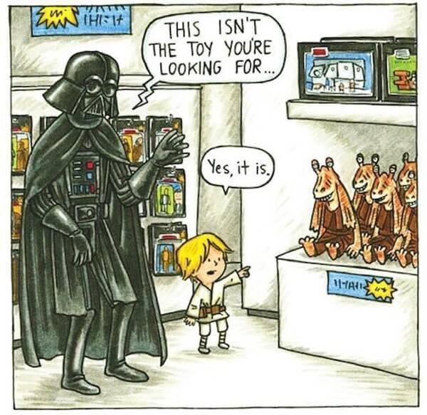 darth vader parenting 8