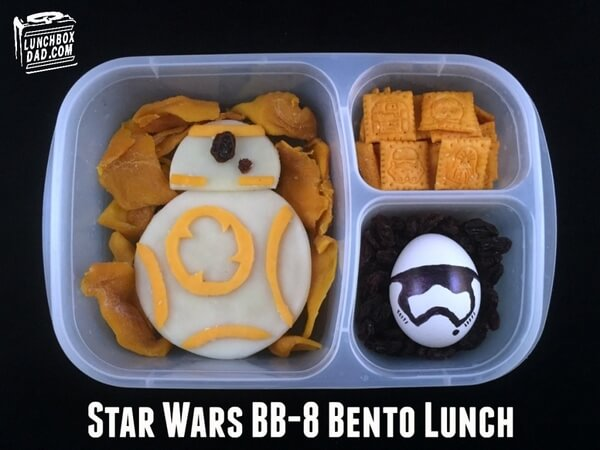 Star Wars Lunches 2
