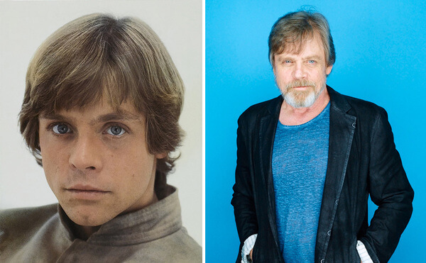 Star Wars Actors Then And Now 8
