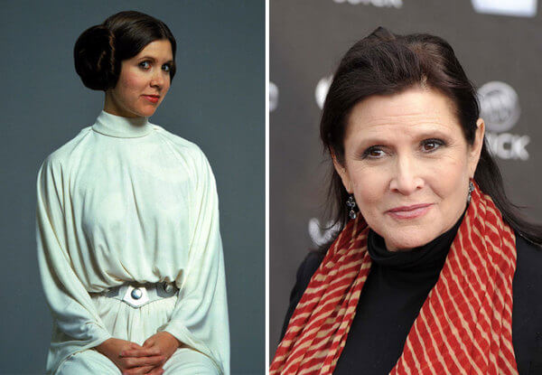 Star Wars Actors Then And Now 5