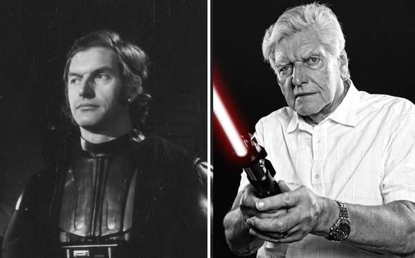 Star Wars Actors Then And Now 14
