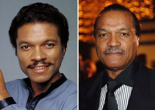 Star Wars Actors Then And Now 9