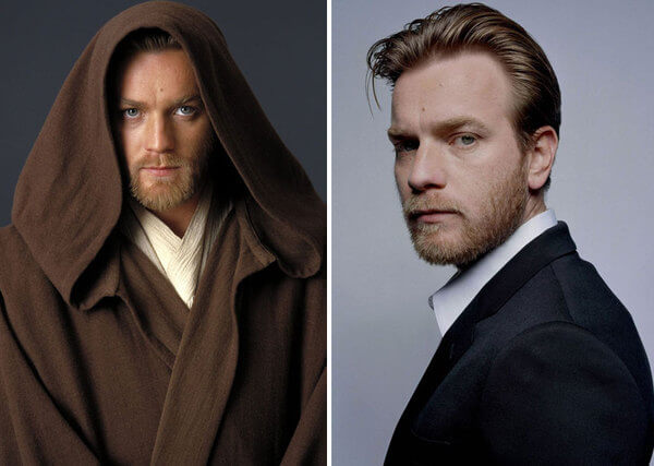 Star Wars cast Then And Now 2