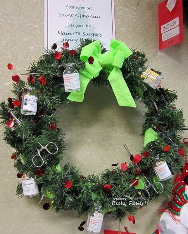 christmas hospital decorations 7