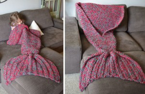 crochet mermaid tails