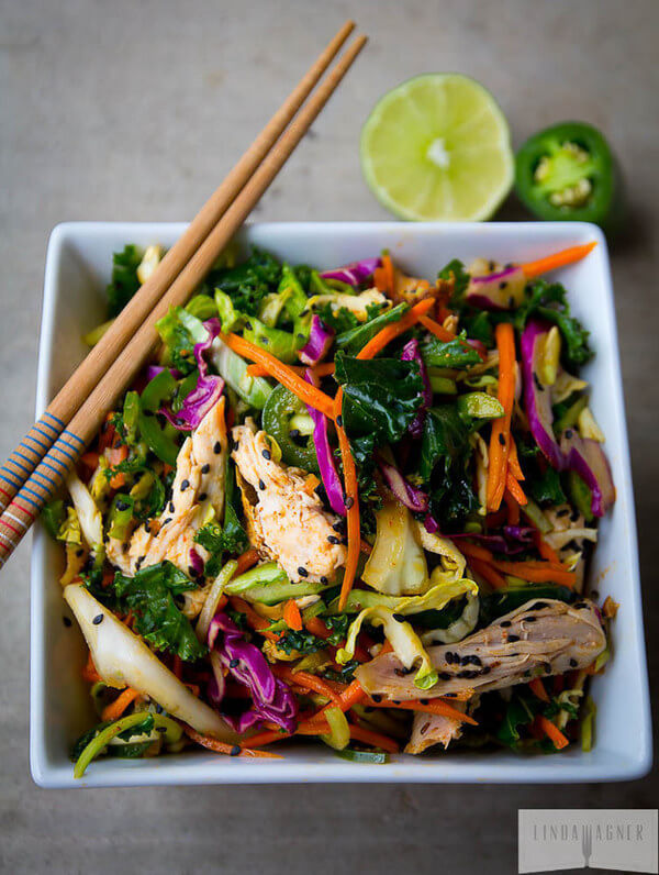 Easy Healthy Lunches 2