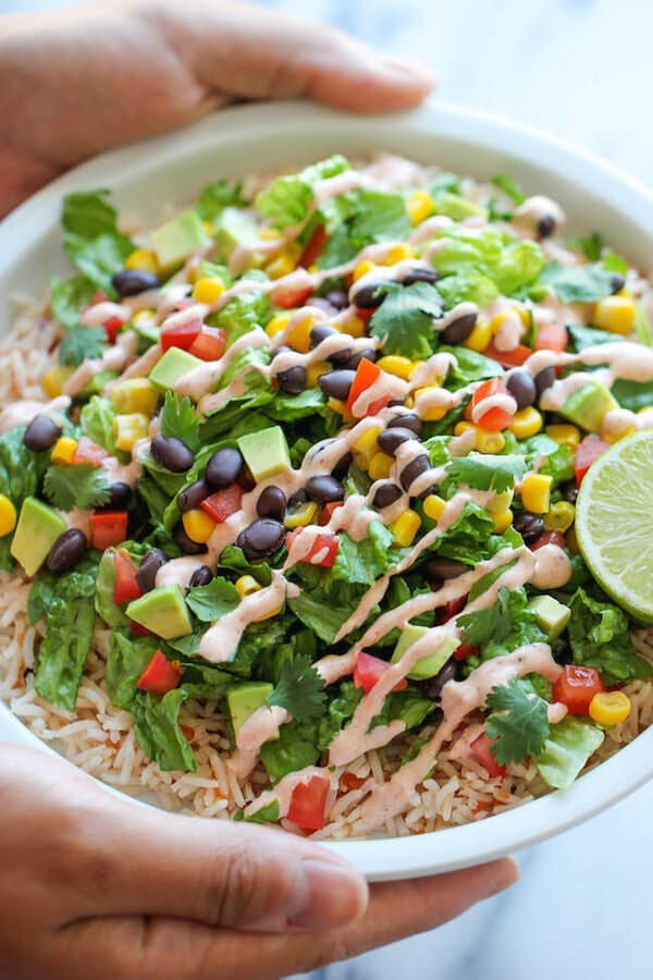 Easy Healthy Lunches 7