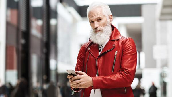 stylish santa 2