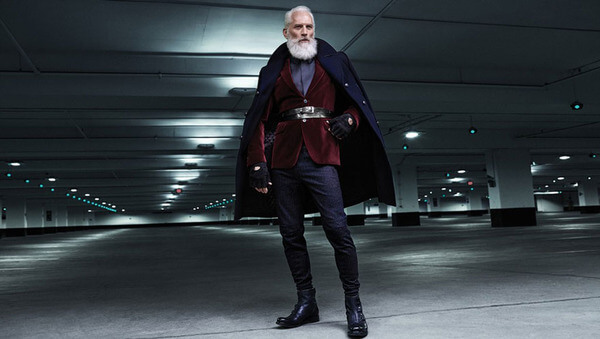 stylish santa 5
