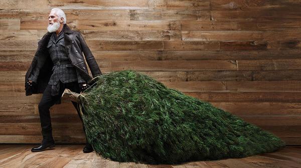 stylish santa 1