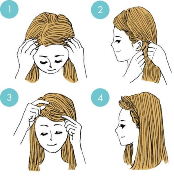 hair tips and tricks 9