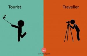 tourist or traveller 1