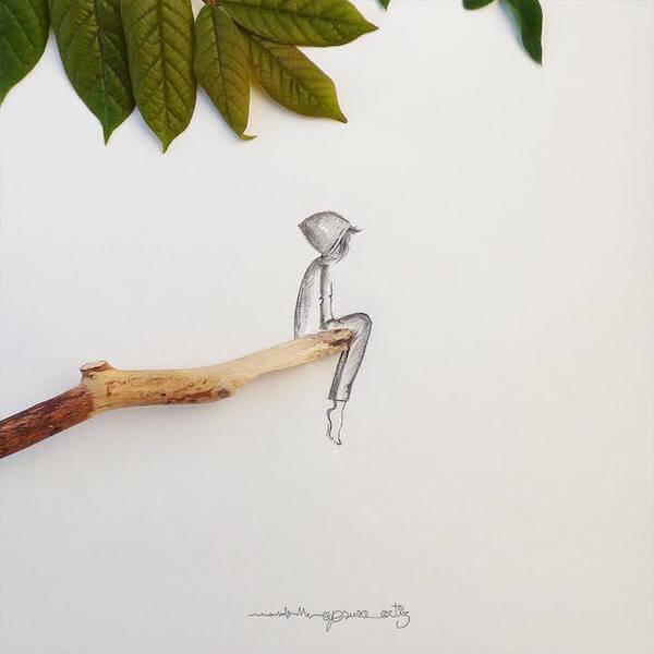 everyday object art 12