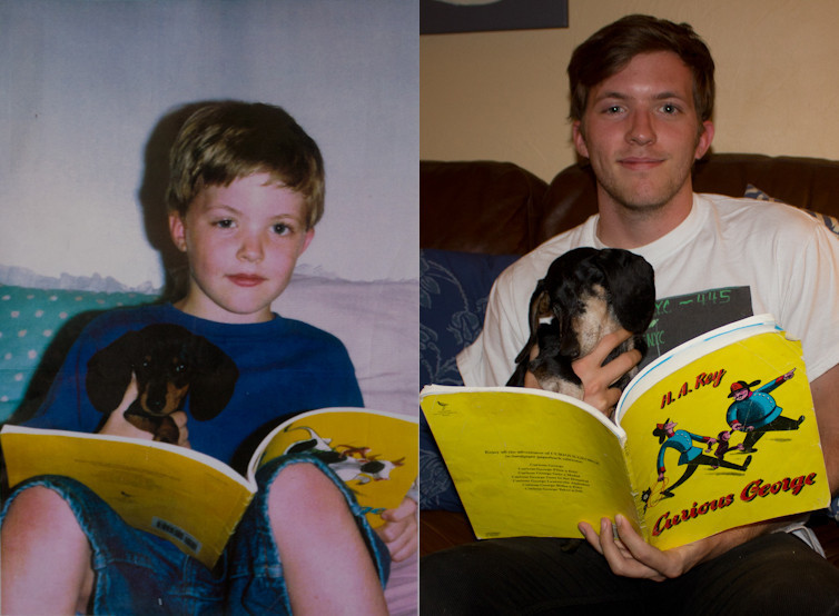 First And Last Photos Of Pets 2