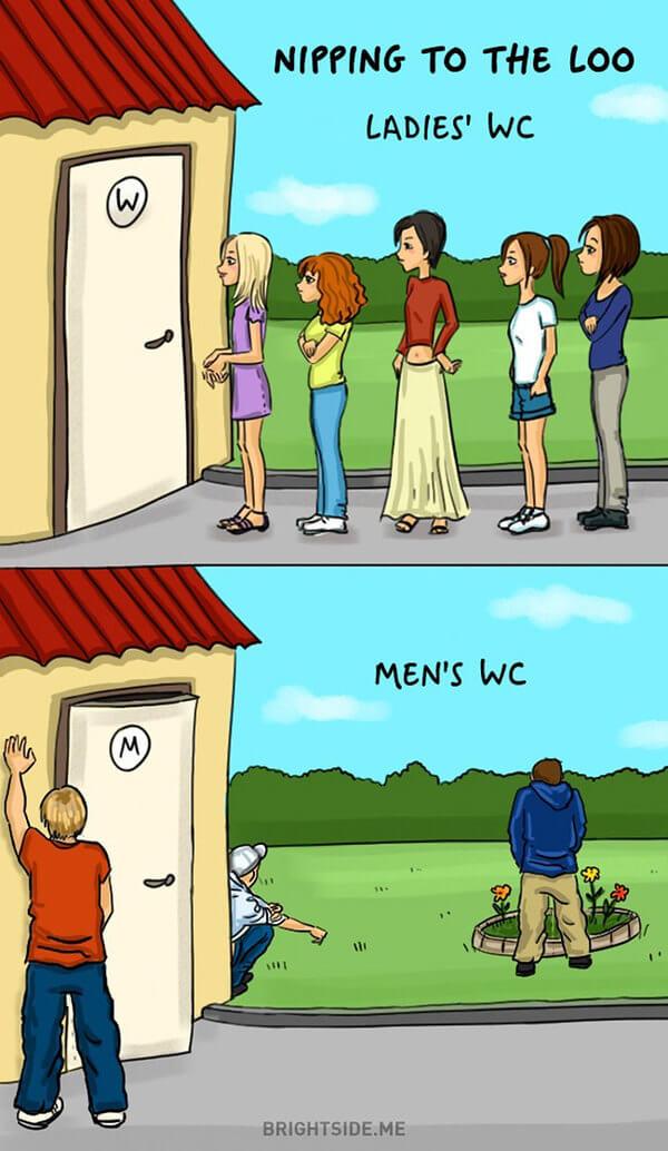Differences Between Genders 5
