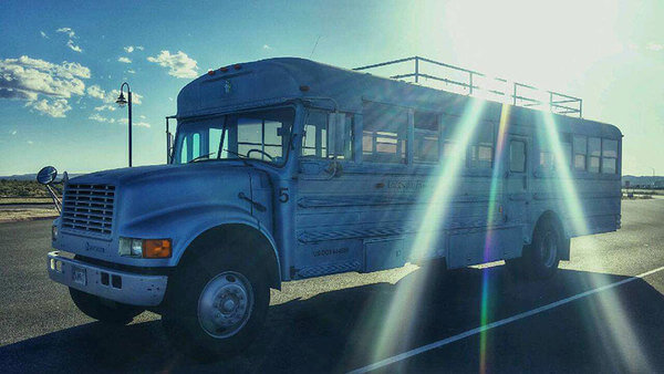 school bus tiny home 1