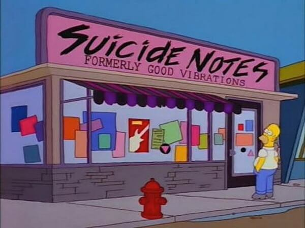 funny simpsons pictures 17