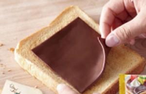 chocolate slice 2