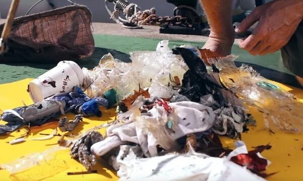 floating rubbish bin 6