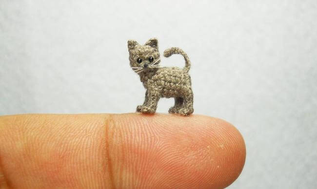 Miniature Crochet Animal 3