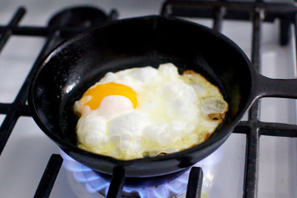 perfect fried egg 2