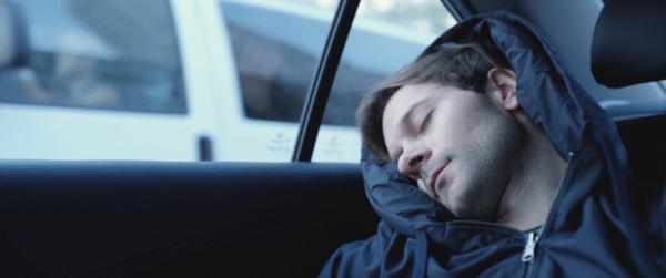 Inflatable Sleep Hoodie 6
