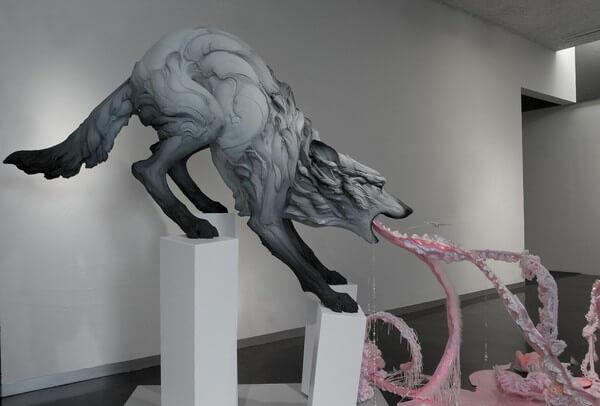 beth cavener sculptures 2