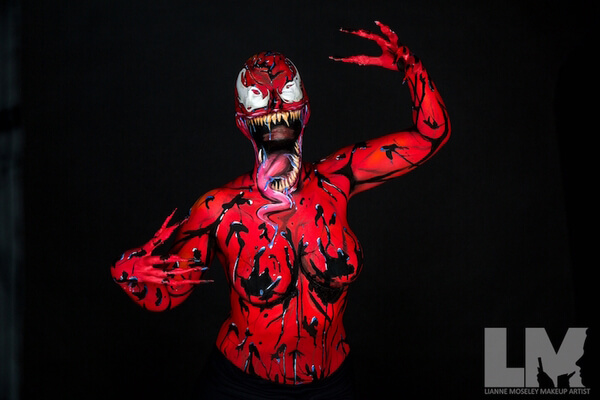 amazing body painting 9