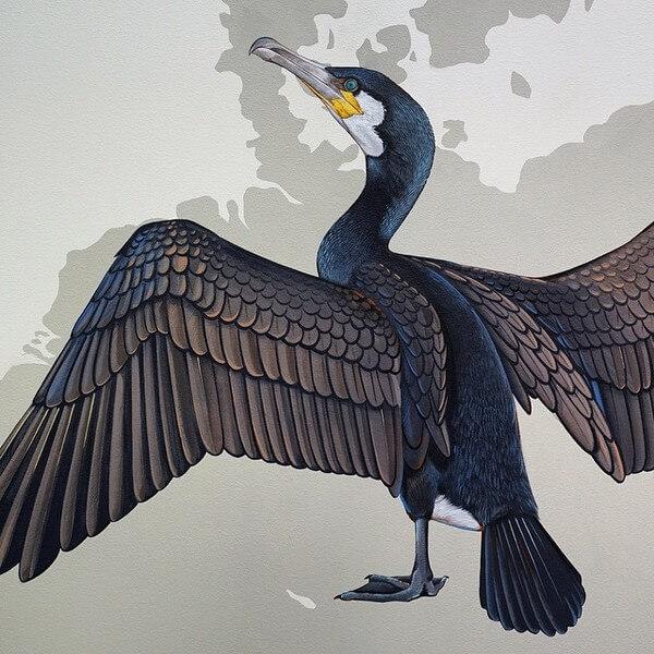 birds painting 9