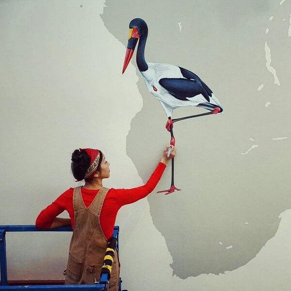 birds painting 10