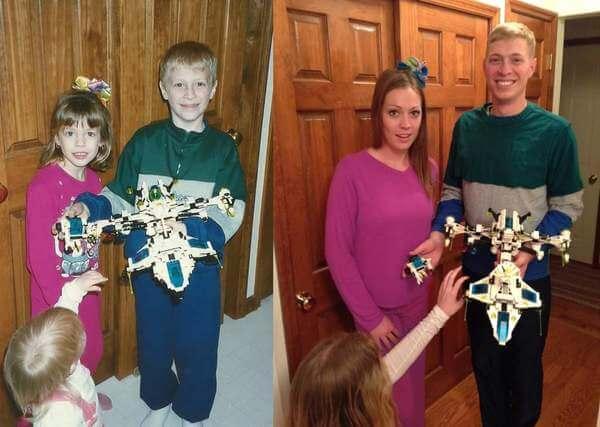 family photo recreated 6