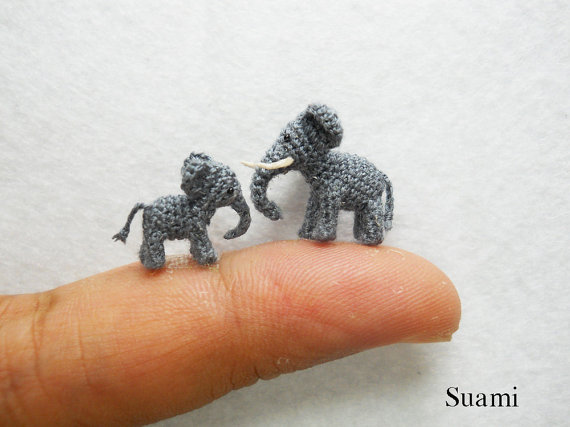 Miniature Crochet Animal 2