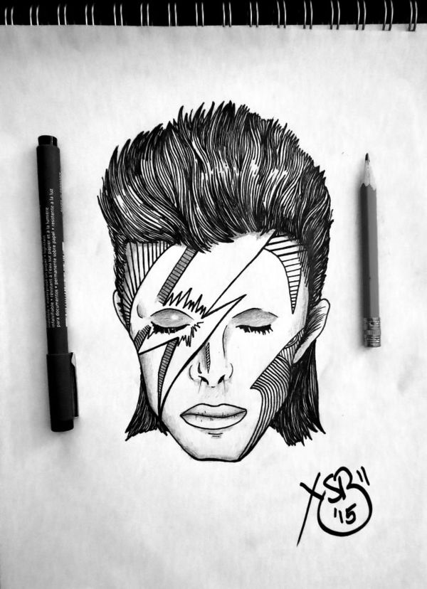 Tribute To David Bowie 17