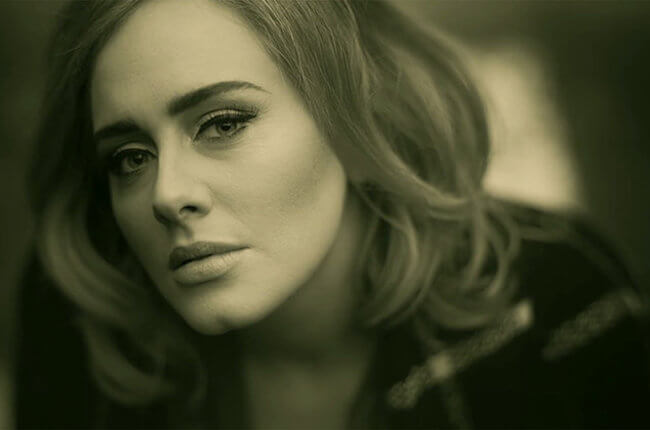 adele youtube video 1