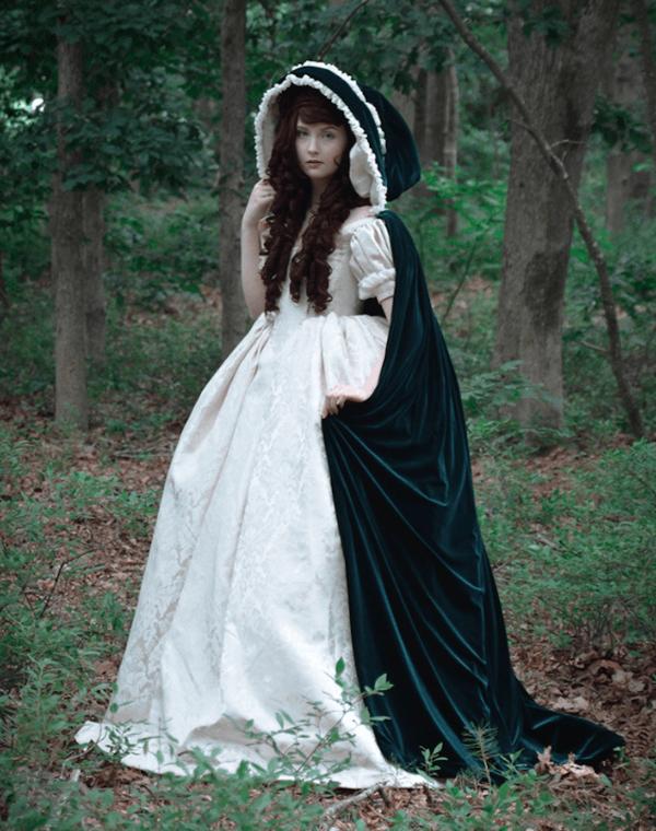 History Inspired Dresses 7