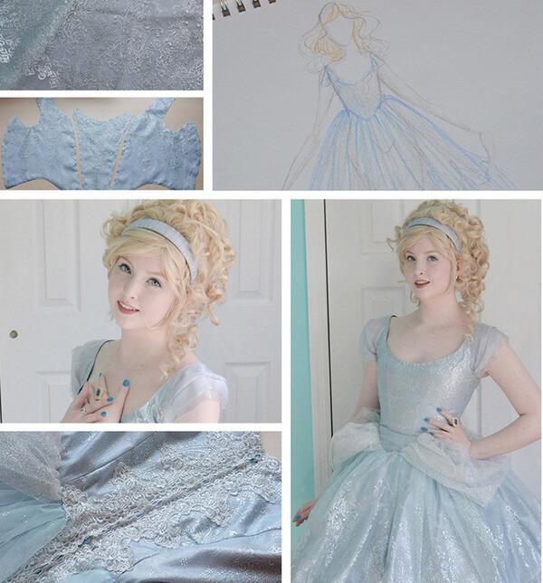 Historically-Inspired Dresses 12