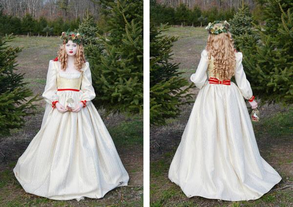 History Inspired Dresses 5
