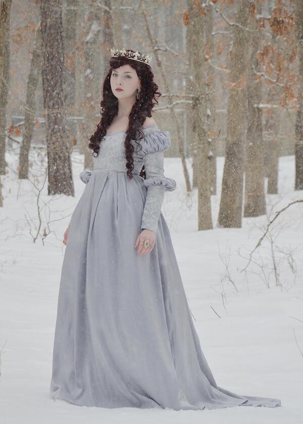 History Inspired Dresses 3