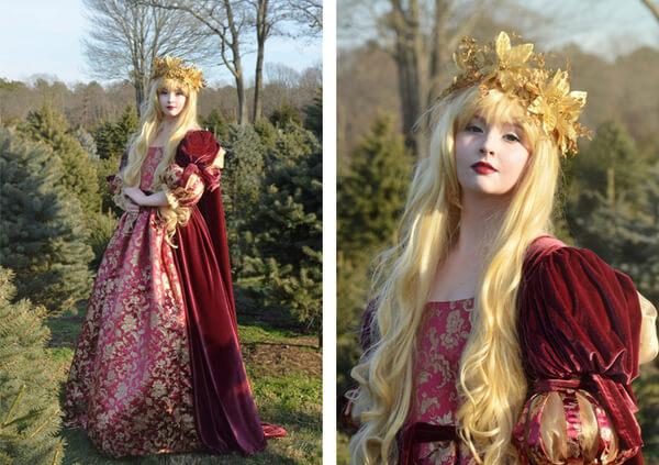 History Inspired Dresses 4