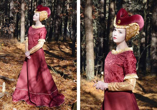 History Inspired Dresses 10