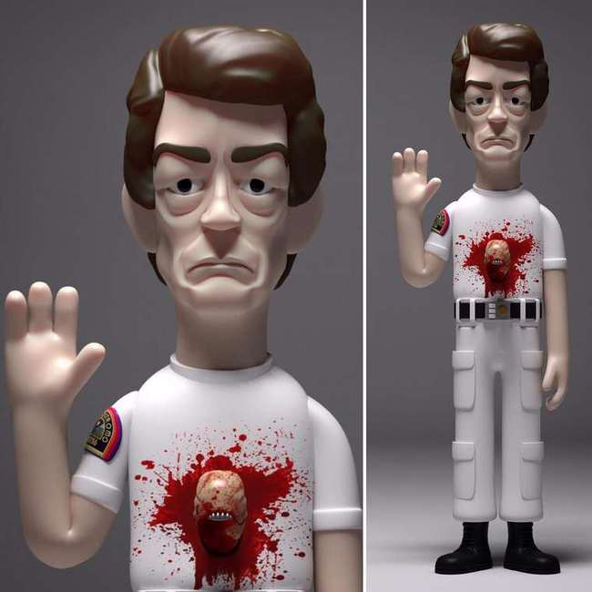 Say Hello To Vinyl Idolz Awesome Figurines Inspired By
