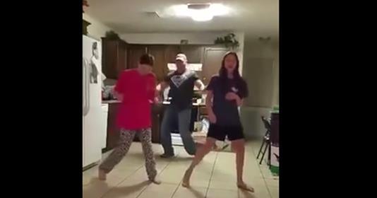 dad videobomed