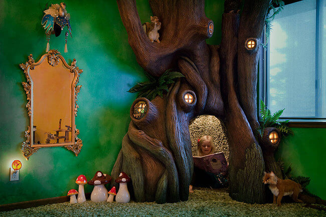 dad Fairytales Treehouse 9