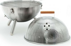 death star grill feat