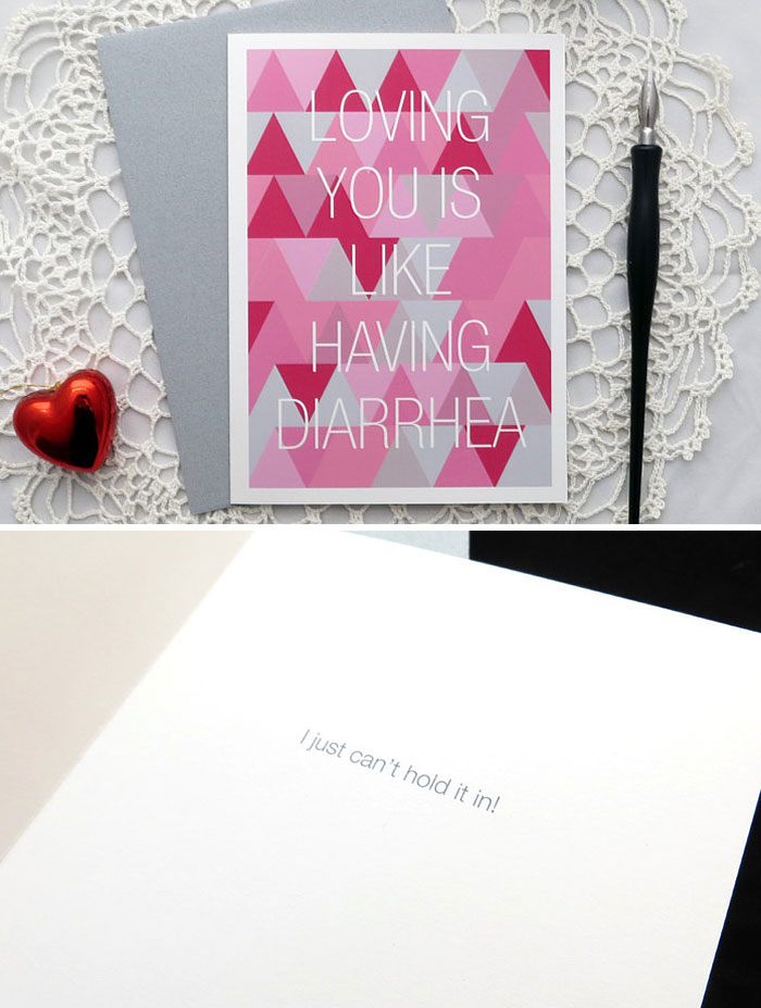 funny valentie cards 2