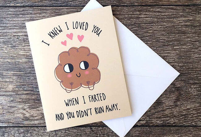 funny valentine cards feat