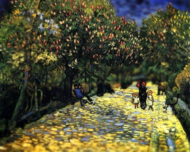 Van Gogh paintings 7