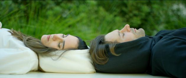 Inflatable Sleep Hoodie